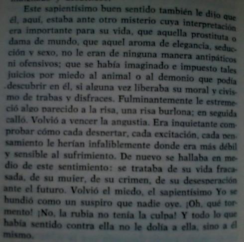 Degustación de Hermann Hesse.
